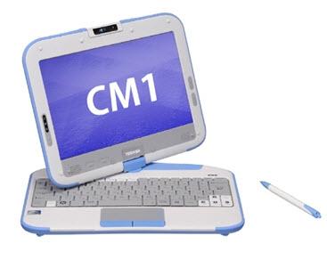 Dessin d'une tablette PC
