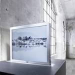 Element One présente un écran rétractable plaqué OR à l'ISE
