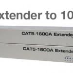 Gefen ajoute 3 extendeurs KVM