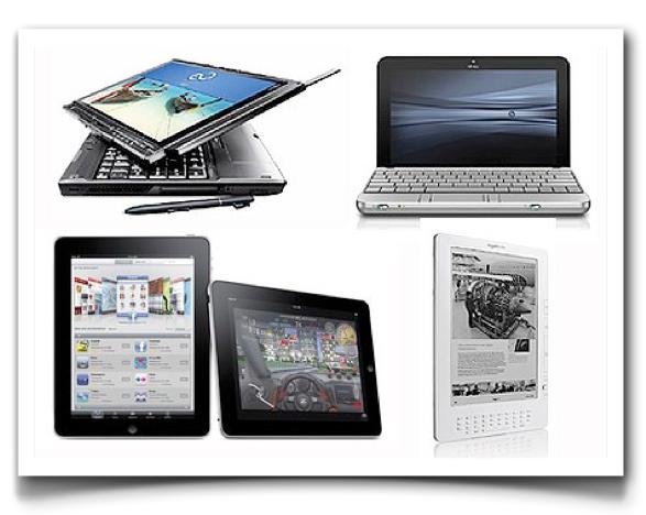 Tablettes vs PC