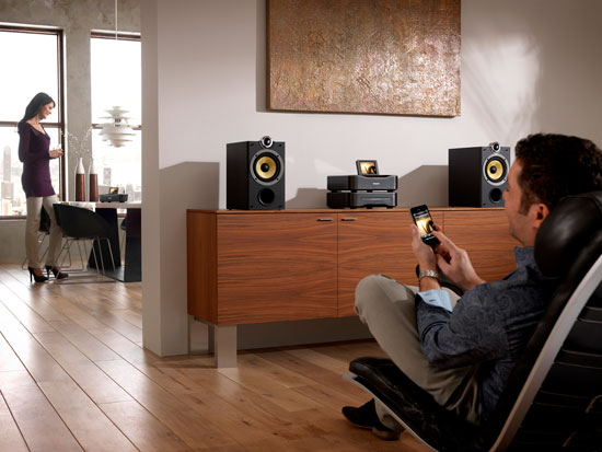 Philips multiroom wms8080