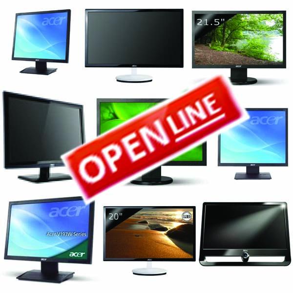 """écrans informatiques """"Open Line"""""""
