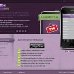 EAVS vous présente son application Iphone