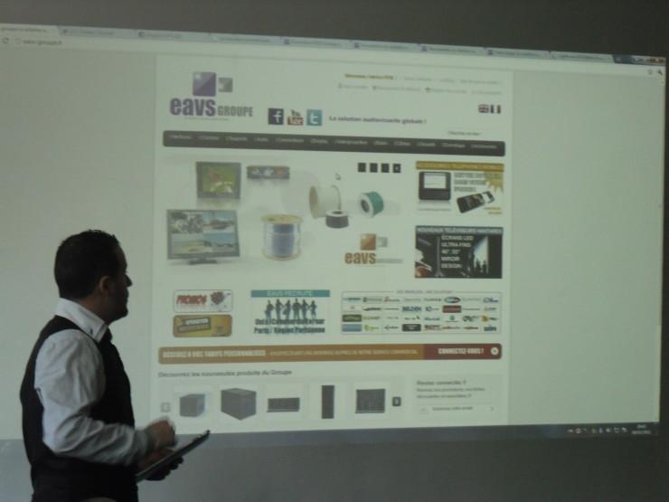 Formation vidéo numérique 04 mai 2011