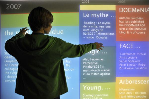 Murs communicants a Aix et Marseille