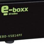 Nouvelle gamme de distributeurs vidéo e-Boxx