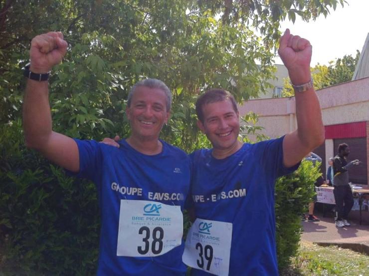 Semi-Marathon-01-05-2011-Lionel et Christophe