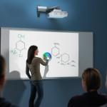 Supports interactifs pour projecteurs courte-focale CHIEF