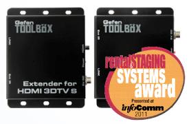 Gefen ToolBox HDMI 3DTV
