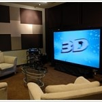 Production de TV 3D en augmentation