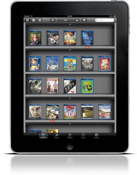 MyMovies pour iPad
