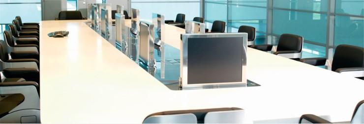 salle de réunion écran arthur holm