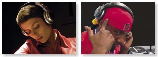 Casques Hi-Fi Audio-Technica
