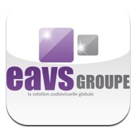 logo EAVS iPhone