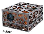 HDI polygon