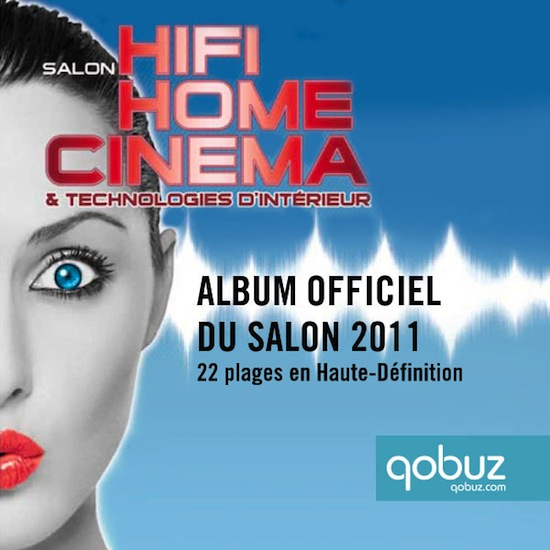 Album Officiel du Salon HiFi Home Cinema 2011