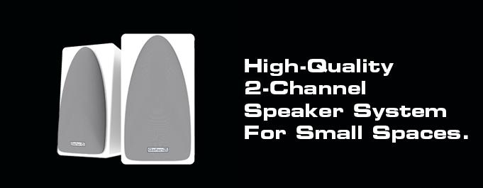 Gefen TV speaker system