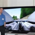 Sharp présente un écran LCD 80 pouces !