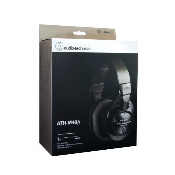 casque professionnel audio technica ath m40fs blog eavs. Black Bedroom Furniture Sets. Home Design Ideas