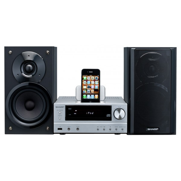 Microchaine dock IPOD XL-HF201PHS Sharp