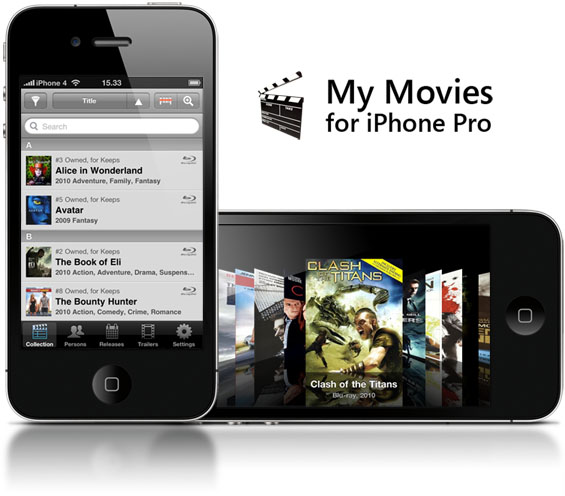 My Movies for iPhone