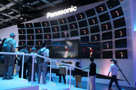 Panasonic écrans