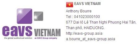 EAVS Vietnam