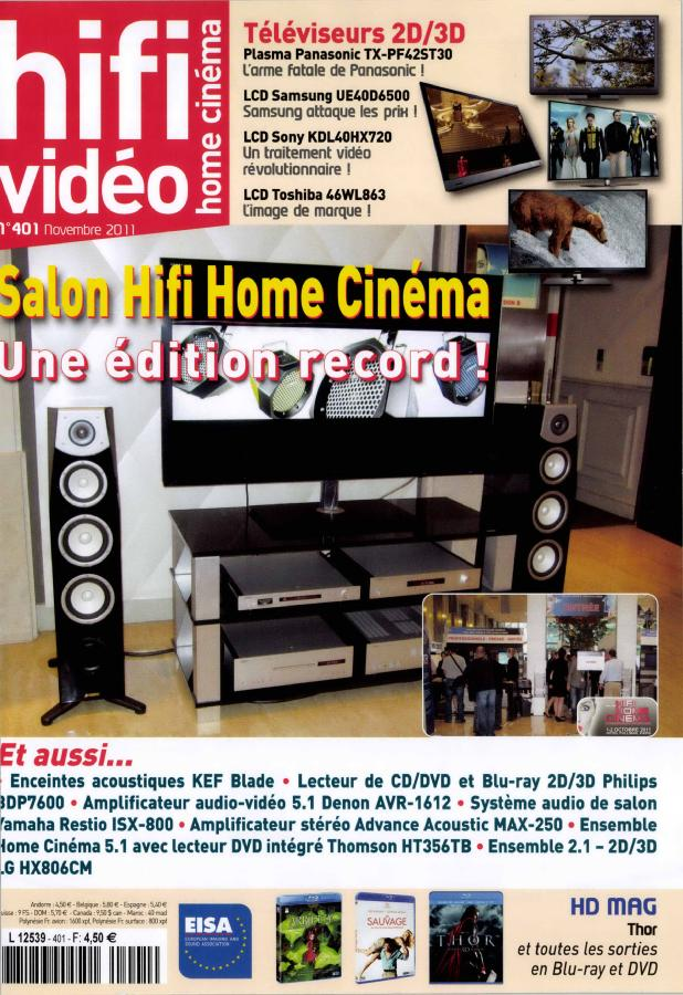 magazine novembre 2011