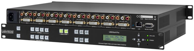 Matrice Lightware UMX4x4-Pro