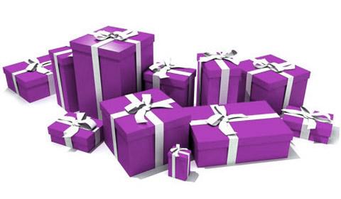 les cadeaux EAVS