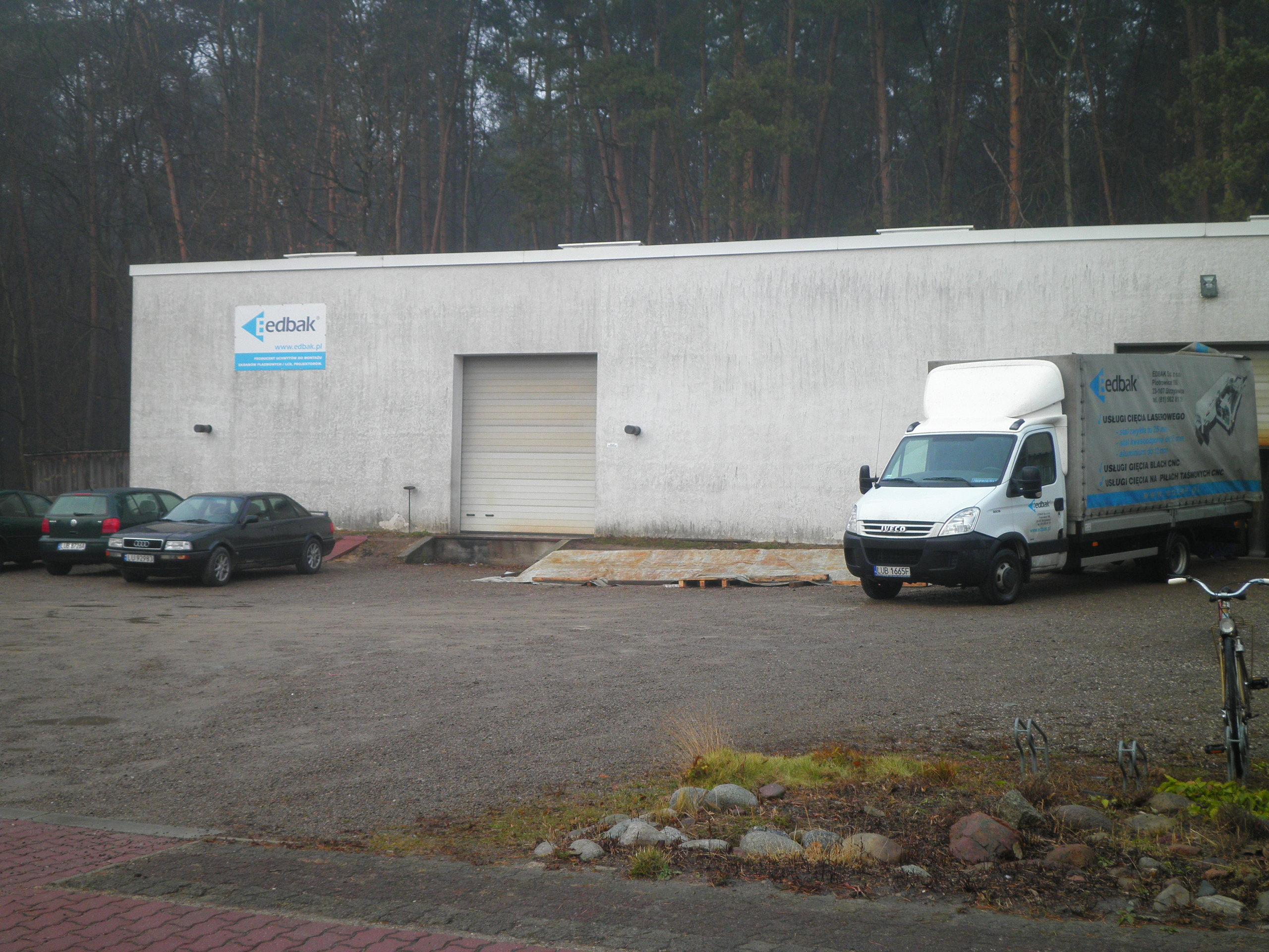 Edbak usine