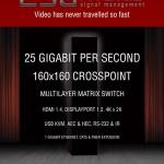 Lightware 25G Hybrid : La Vidéo n'a jamais voyagé aussi vite !