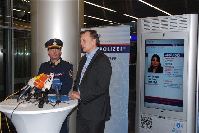 Austrian Police Dept has chosen Hantarex