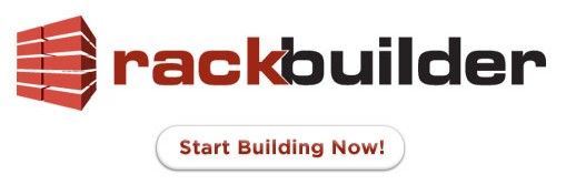 Start building now Configurez votre rack sur internet avec le RackBuilder 0.2 CHIEF !