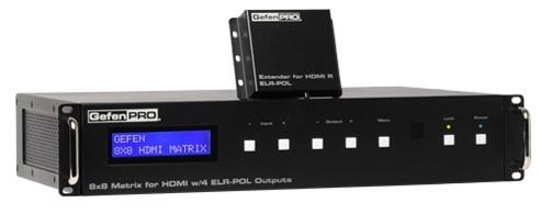 Matrice Gefen Découvrez la nouvelle matrice GefenPRO 8x8 HDMI