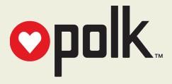 Nouveau logo de Polk Audio