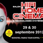 Retrouvez EAVS Groupe au salon HIFI HOME CINEMA 2012 !