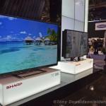 Le futur téléviseur de Sharp !