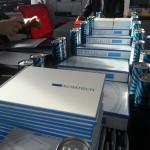 Présentation de la gamme de boîtiers Komtech