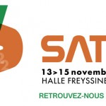 Retrouvez-nous au SATIS 2012 !