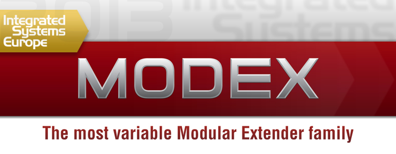 Lightware Modex ISE 2013