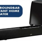 La SurroundBar 5000 de Polk présentée par «Les Années Laser»