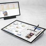 Sharp dévoile son nouveau moniteur tactile full-HD 20″