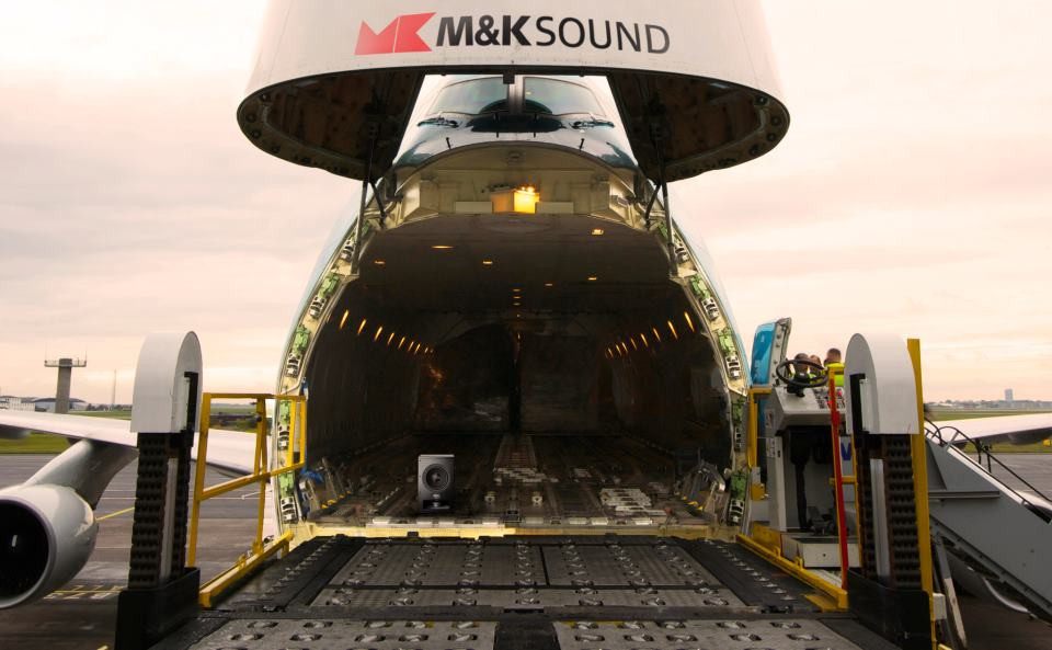 WIN A COMPLETE M&K SOUND HOME CINEMA SOUND SYSTEM