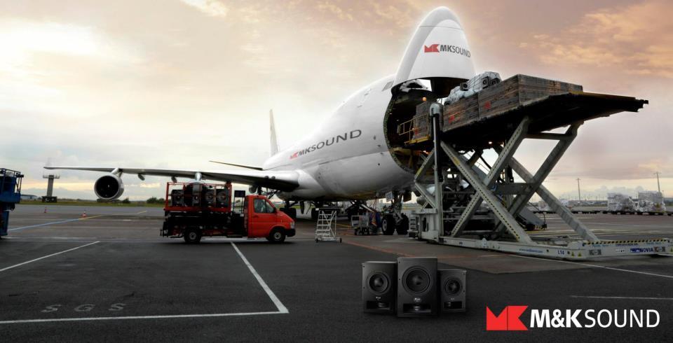 M&K Air delivering X12