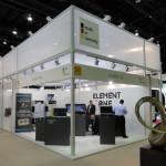 Succès pour EAVS Middle East à Dubaï avec Element One et Komtech