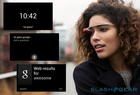 smart glasses - lunettes Google