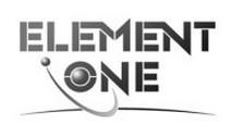 Element one logo Element One révolutionne les halls et salles dattente