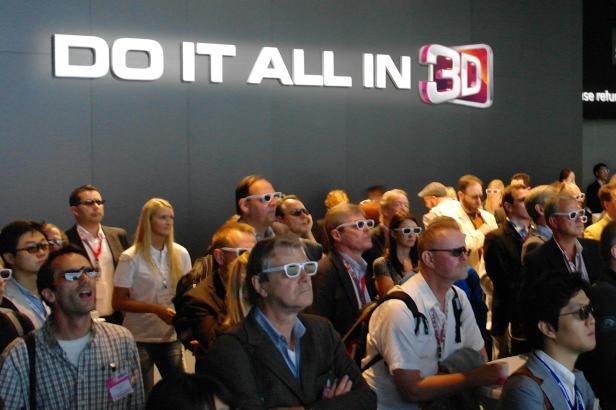 La 3D manque de plus en plus de relief…