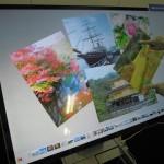 Des écrans LCD tactile 8 fois plus sensibles par SHARP